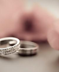 wedding rings in New York